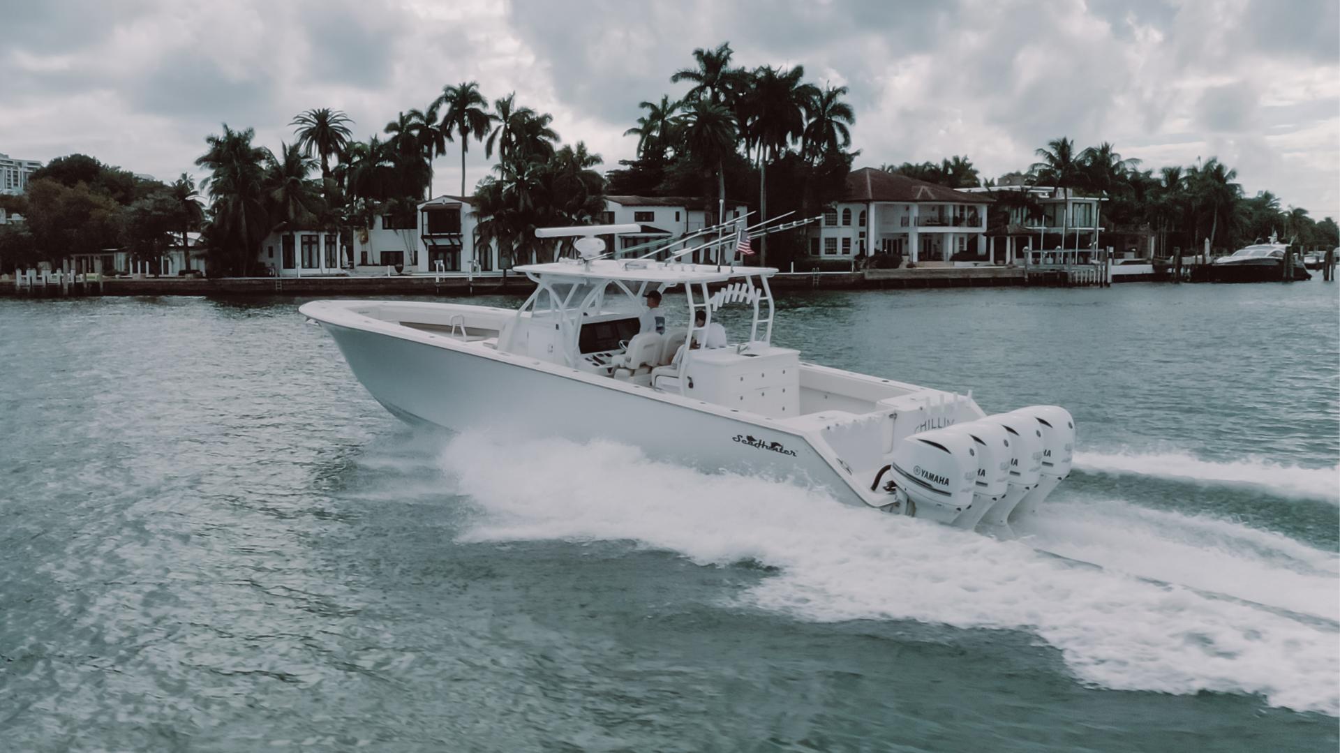 SeaHunter-45 Center Console 2016-No Name Bal Harbour-Florida-United States-2016 Sea Hunter 45 Center Console  Profile-1574260   Thumbnail