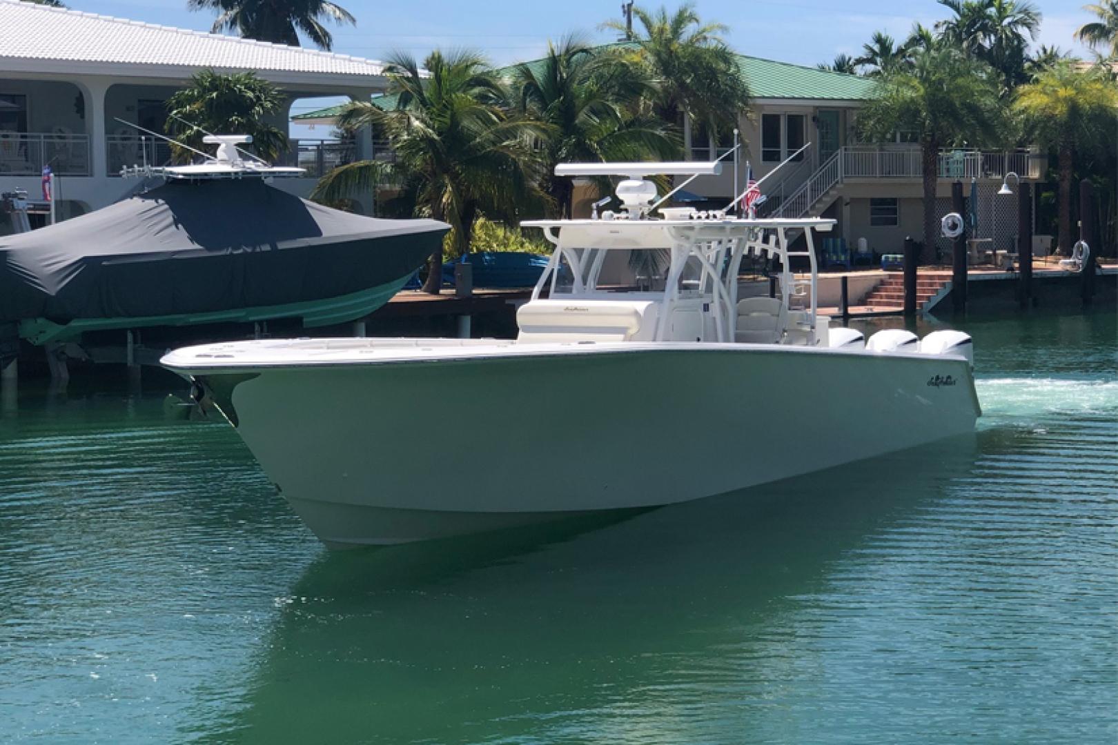 SeaHunter-45 Center Console 2016-No Name Bal Harbour-Florida-United States-2016 Sea Hunter 45 Center Console  Profile-1469671   Thumbnail