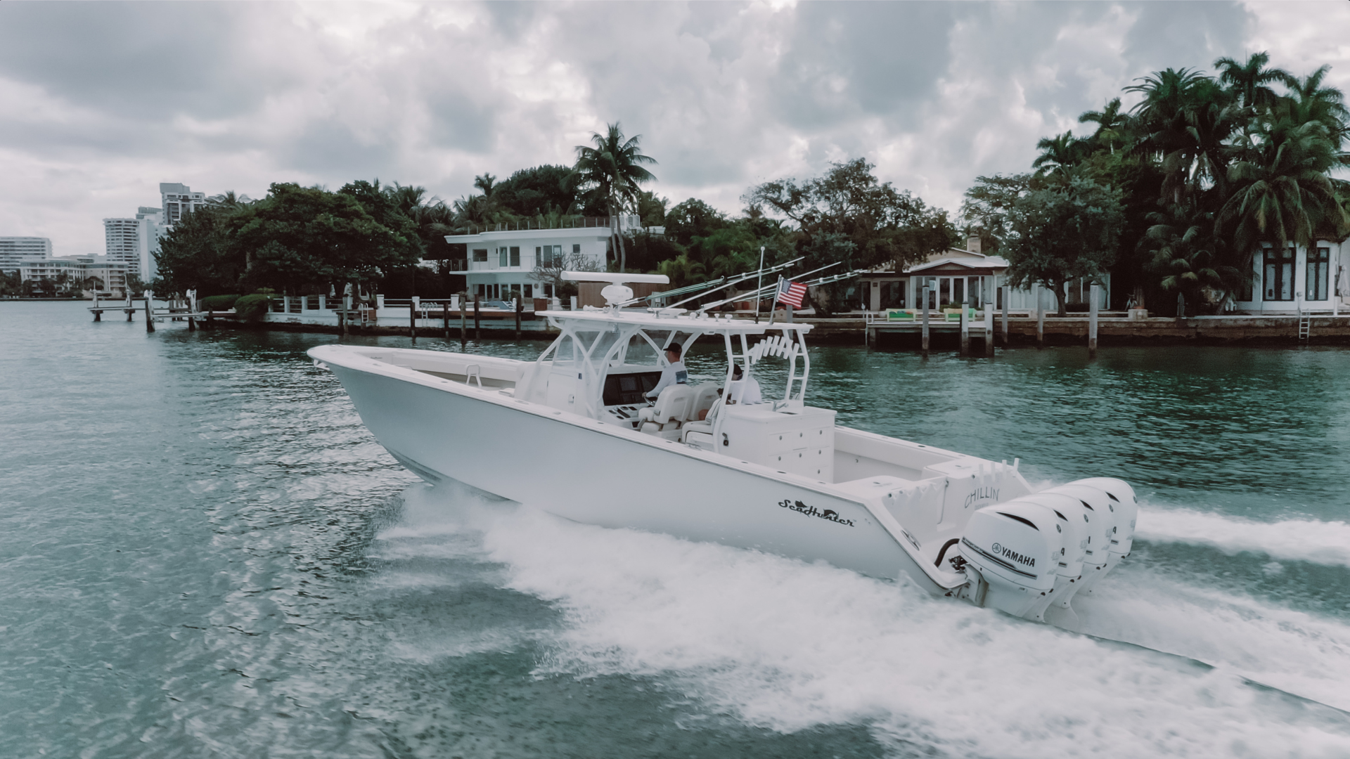 SeaHunter-45 Center Console 2016-No Name Bal Harbour-Florida-United States-2016 Sea Hunter 45 Center Console-1574261   Thumbnail