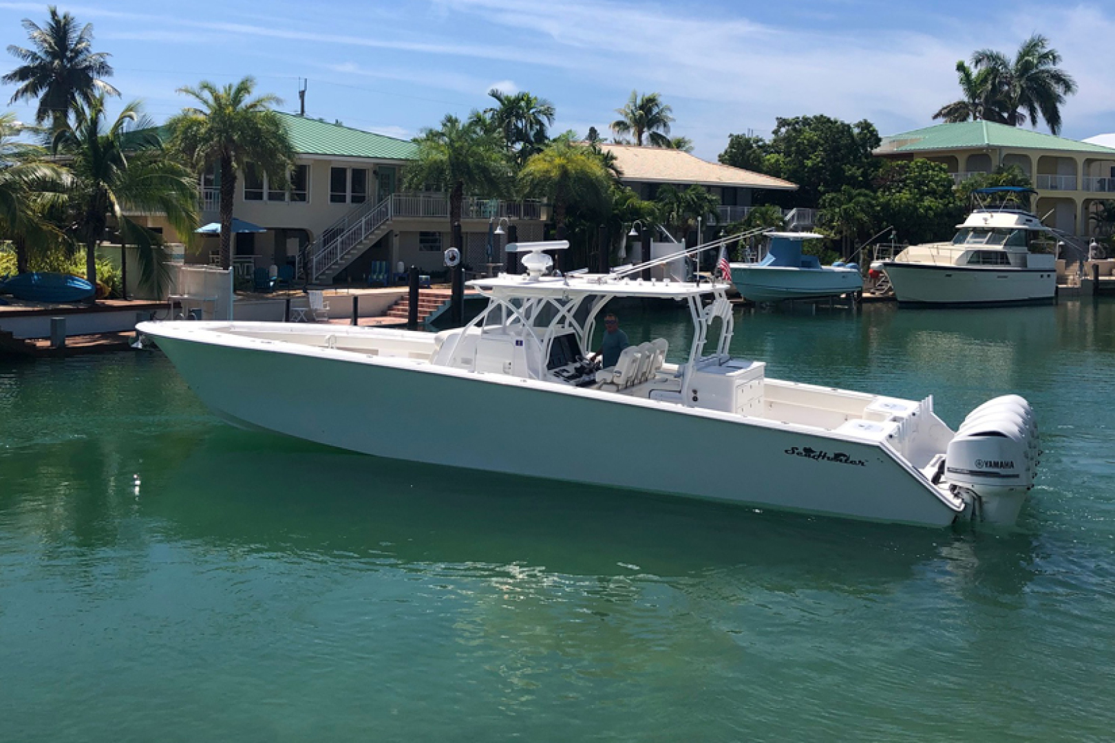 SeaHunter-45 Center Console 2016-No Name Bal Harbour-Florida-United States-2016 Sea Hunter 45 Center Console  Profile-1469673   Thumbnail