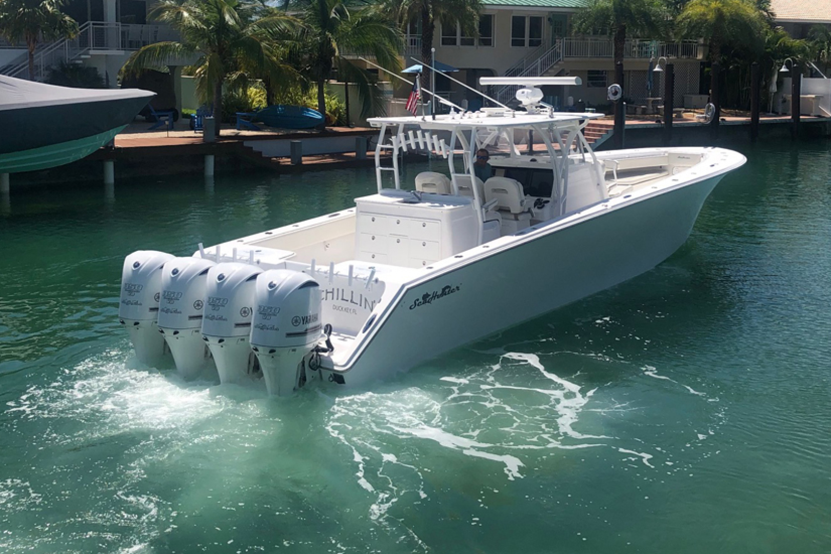 SeaHunter-45 Center Console 2016-No Name Bal Harbour-Florida-United States-2016 Sea Hunter 45 Center Console-1469675   Thumbnail