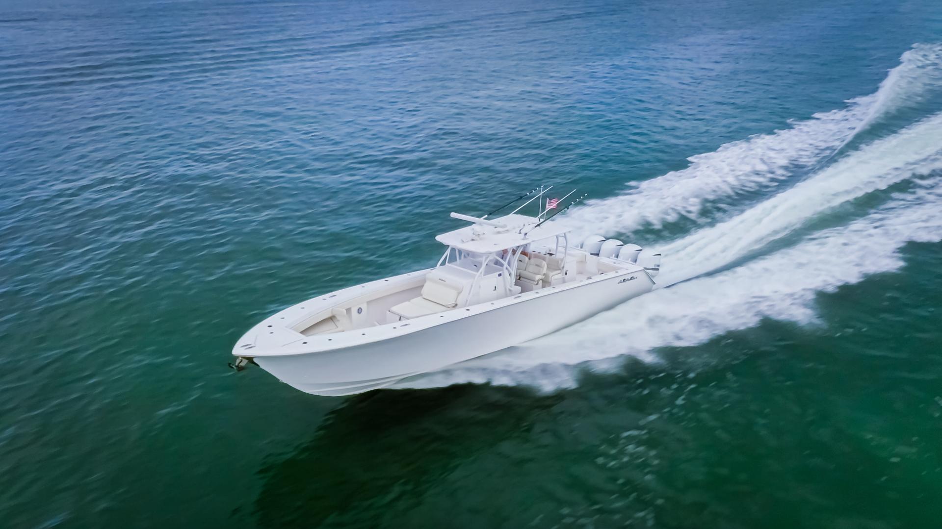 SeaHunter-45 Center Console 2016-No Name Bal Harbour-Florida-United States-2016 Sea Hunter 45 Center Console  Profile-1574265   Thumbnail