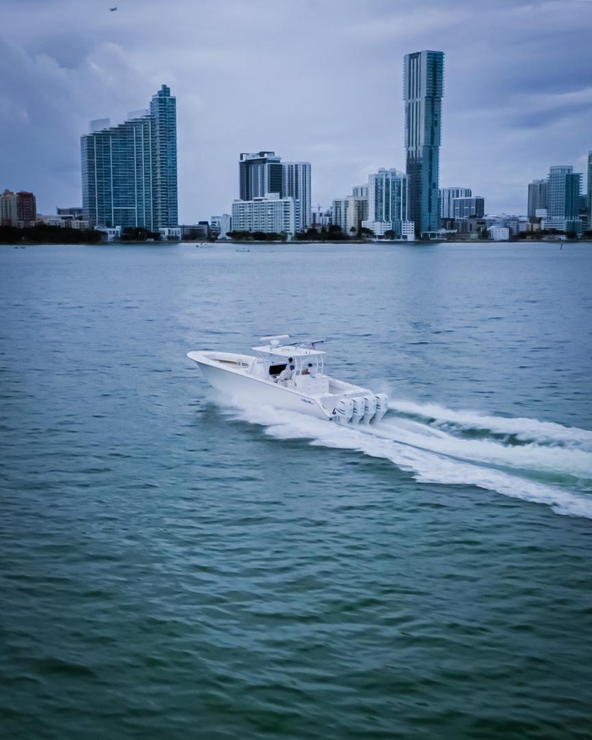 SeaHunter-45 Center Console 2016-No Name Bal Harbour-Florida-United States-2016 Sea Hunter 45 Center Console  Profile-1574266   Thumbnail