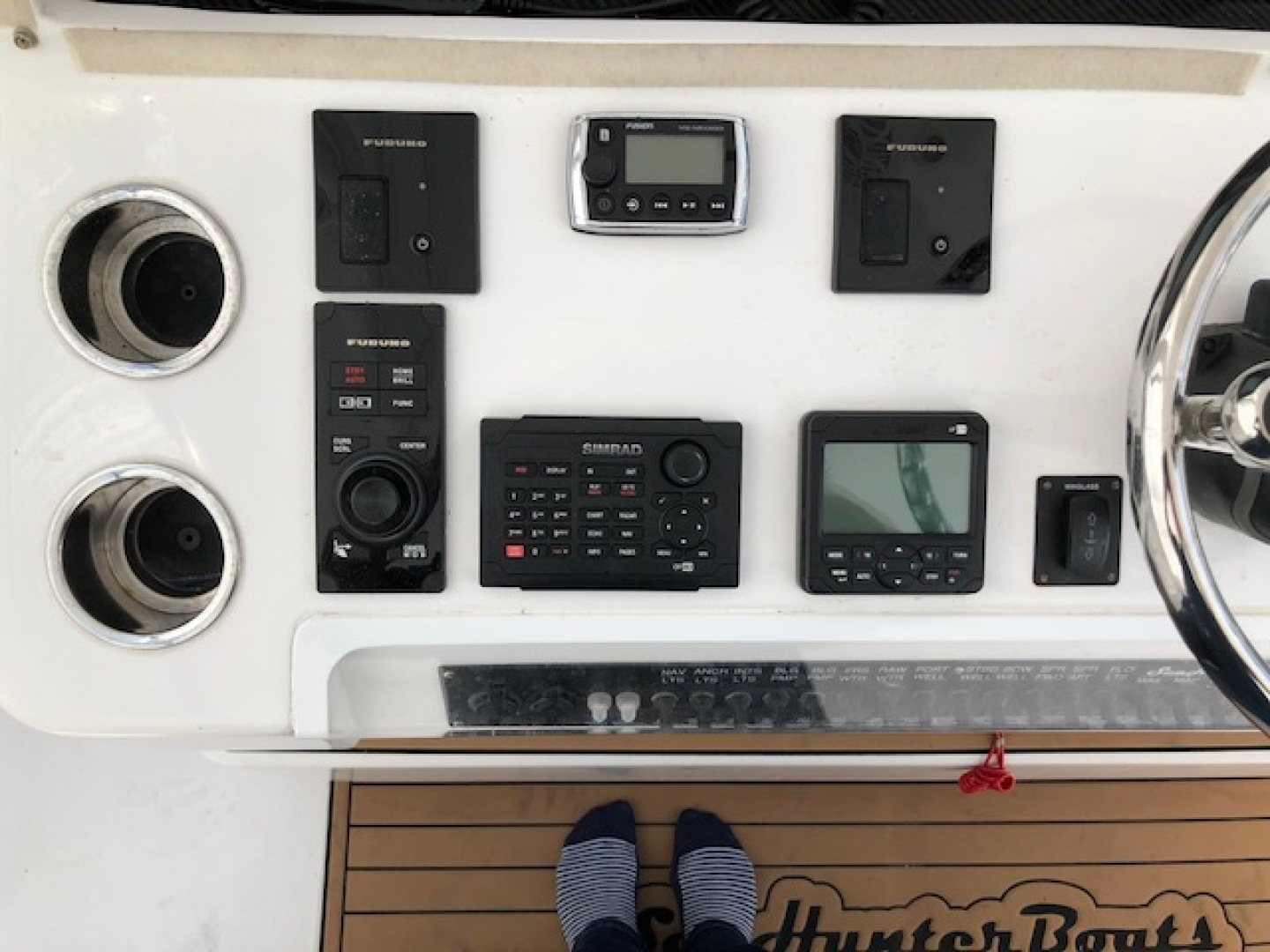 SeaHunter-45 Center Console 2016-No Name Bal Harbour-Florida-United States-2016 Sea Hunter 45 Center Console  Helm Controls-1065512   Thumbnail