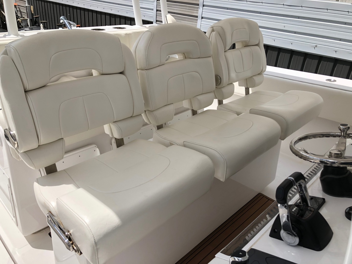 SeaHunter-45 Center Console 2016-No Name Bal Harbour-Florida-United States-2016 Sea Hunter 45 Center Console  Helm-1065508   Thumbnail