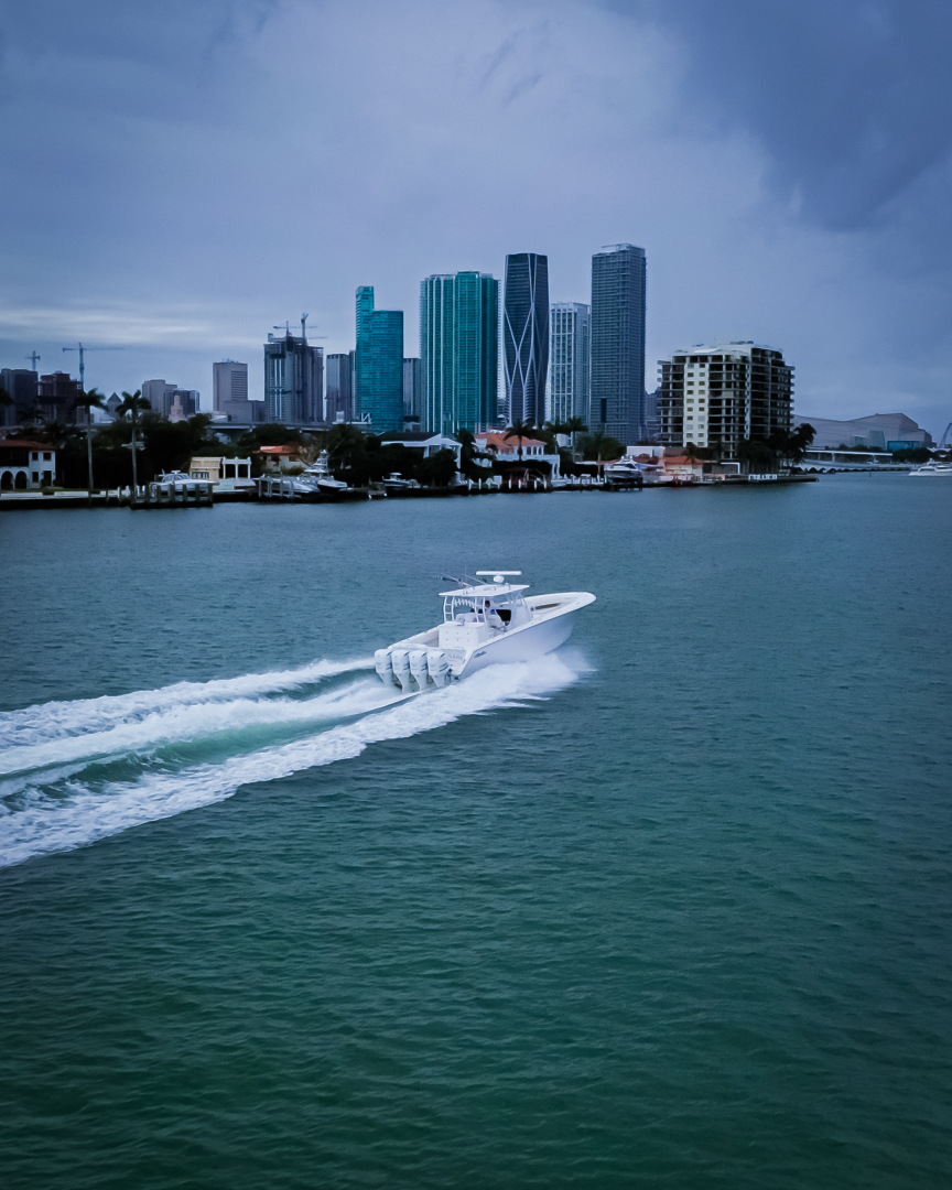 SeaHunter-45 Center Console 2016-No Name Bal Harbour-Florida-United States-2016 Sea Hunter 45 Center Console  Profile-1574253   Thumbnail