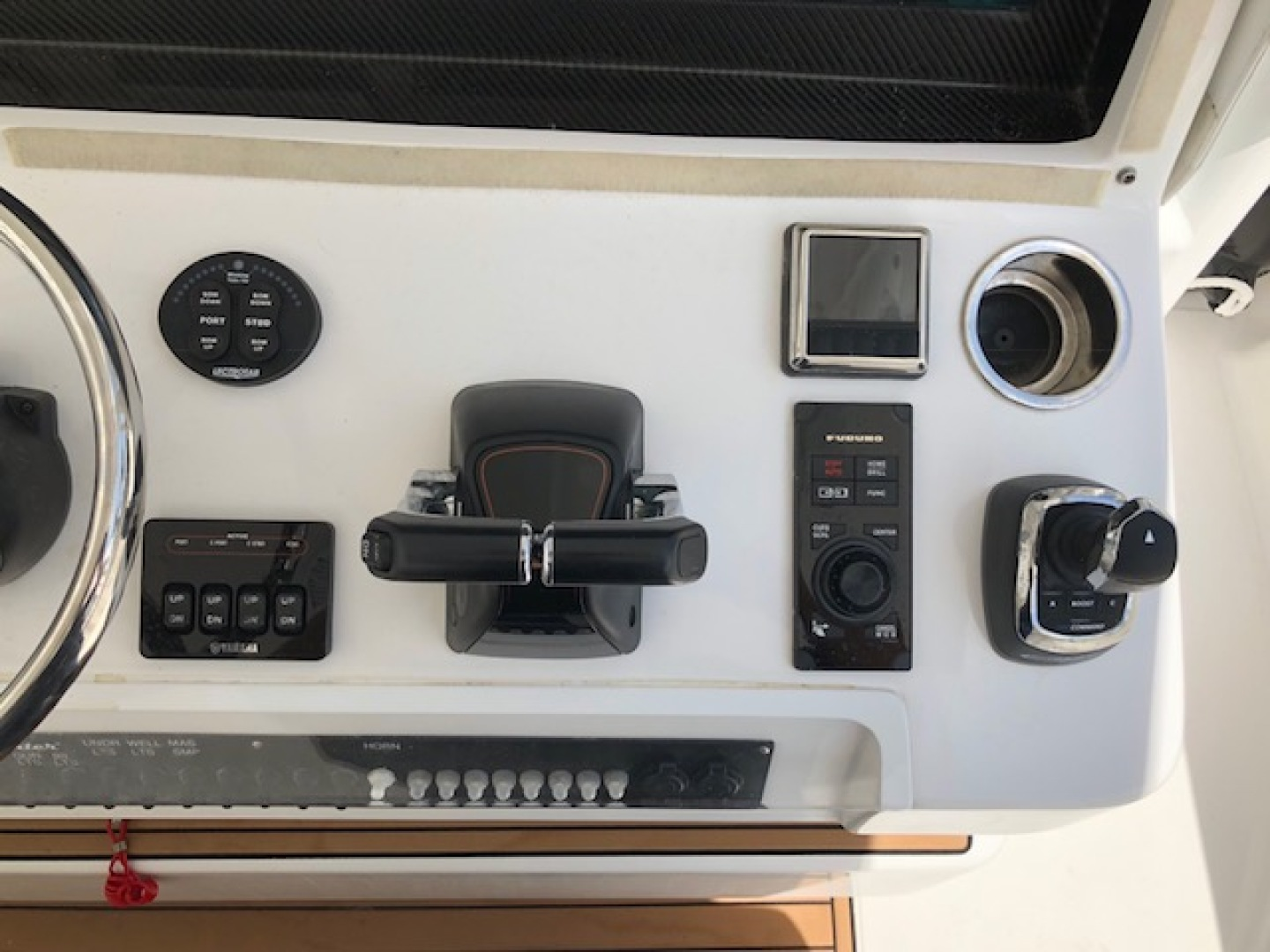 SeaHunter-45 Center Console 2016-No Name Bal Harbour-Florida-United States-2016 Sea Hunter 45 Center Console  Helm Controls-1065511   Thumbnail