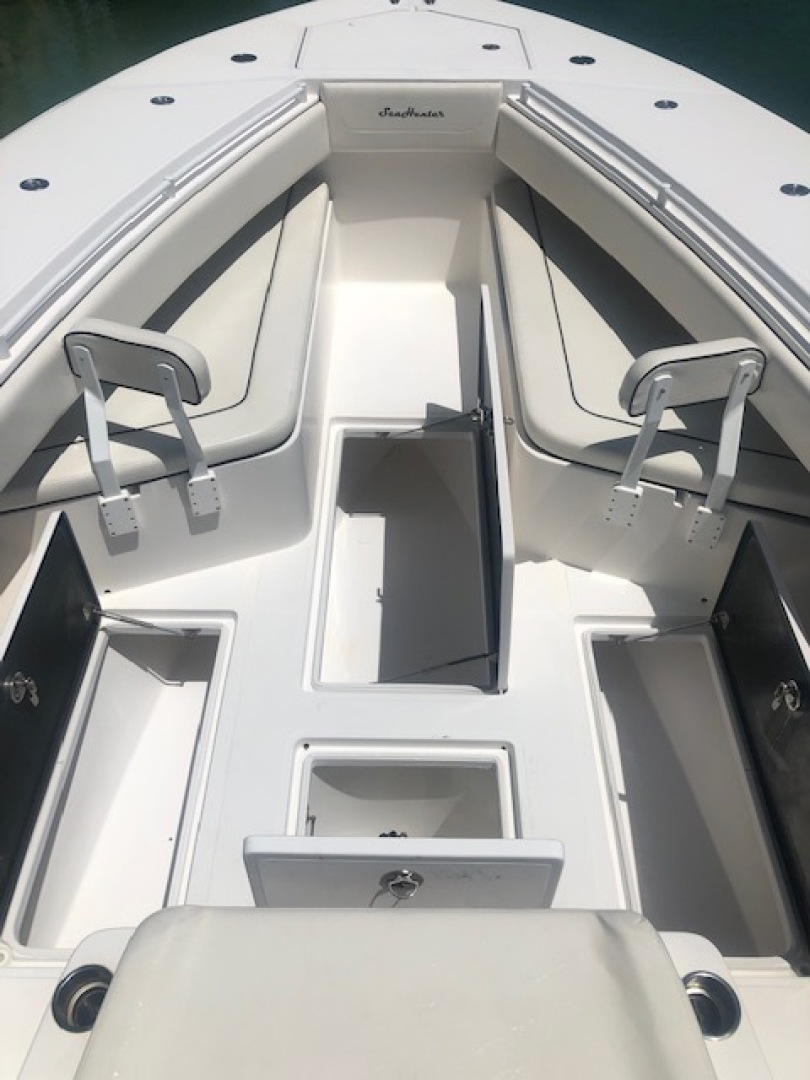 SeaHunter-45 Center Console 2016-No Name Bal Harbour-Florida-United States-2016 Sea Hunter 45 Center Console  Bow-1469666   Thumbnail