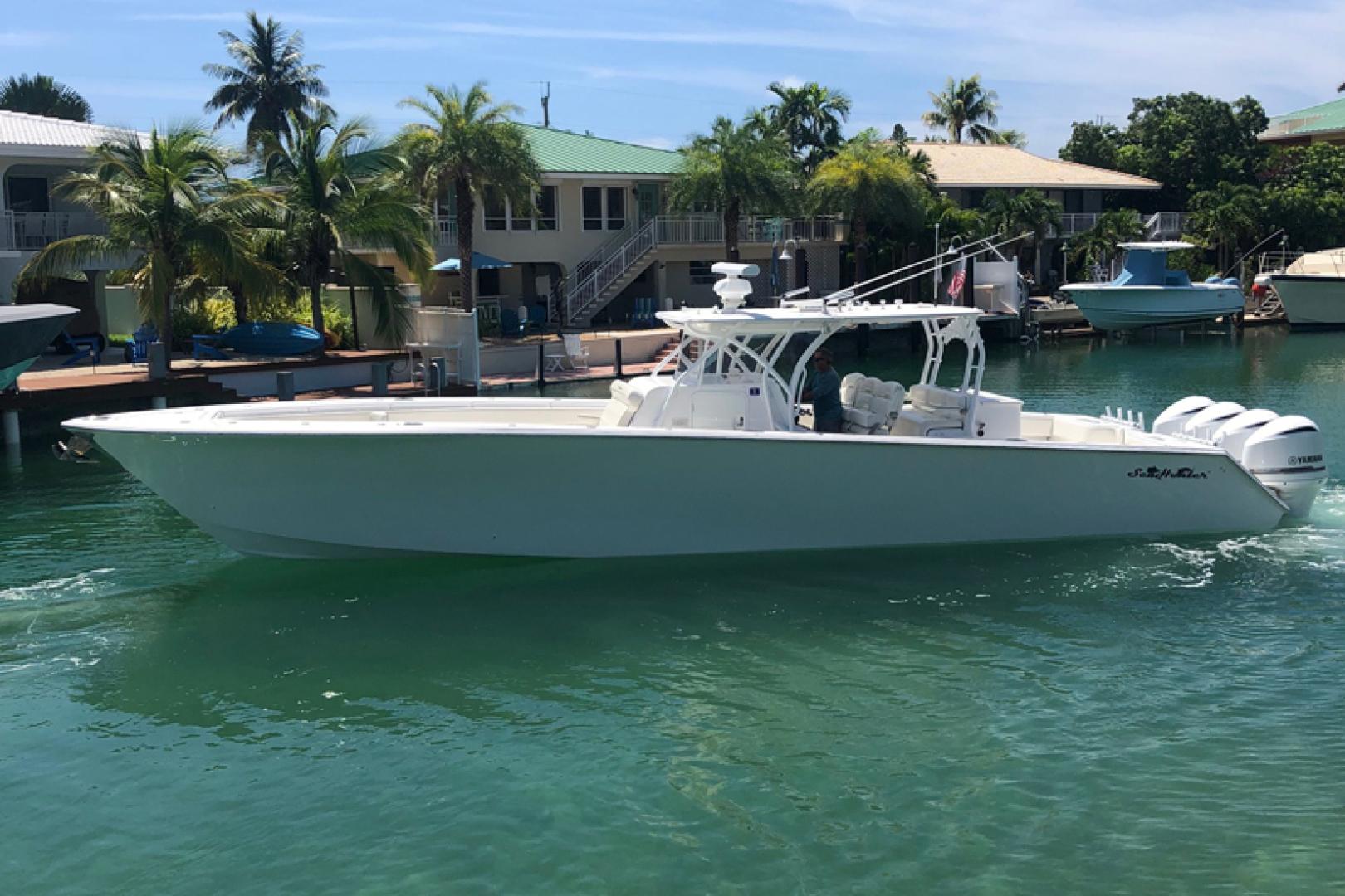 SeaHunter-45 Center Console 2016-No Name Bal Harbour-Florida-United States-2016 Sea Hunter 45 Center Console  Profile-1469672   Thumbnail
