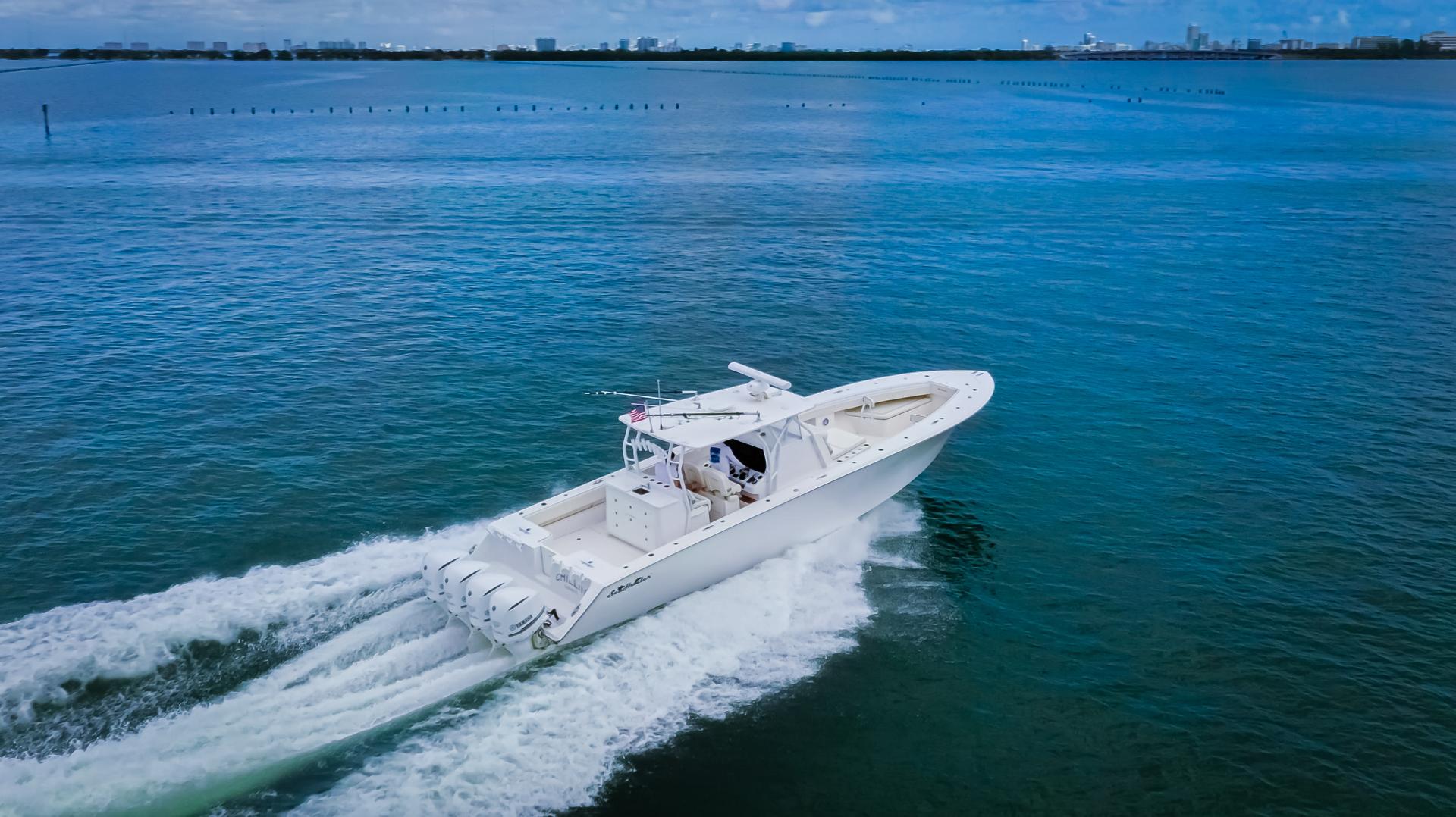 SeaHunter-45 Center Console 2016-No Name Bal Harbour-Florida-United States-2016 Sea Hunter 45 Center Console  Profile-1574258   Thumbnail