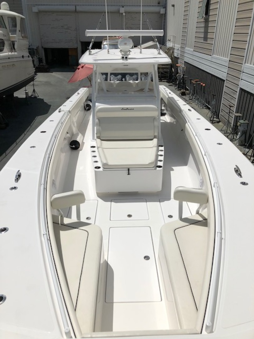 SeaHunter-45 Center Console 2016-No Name Bal Harbour-Florida-United States-2016 Sea Hunter 45 Center Console  Bow-1065496   Thumbnail