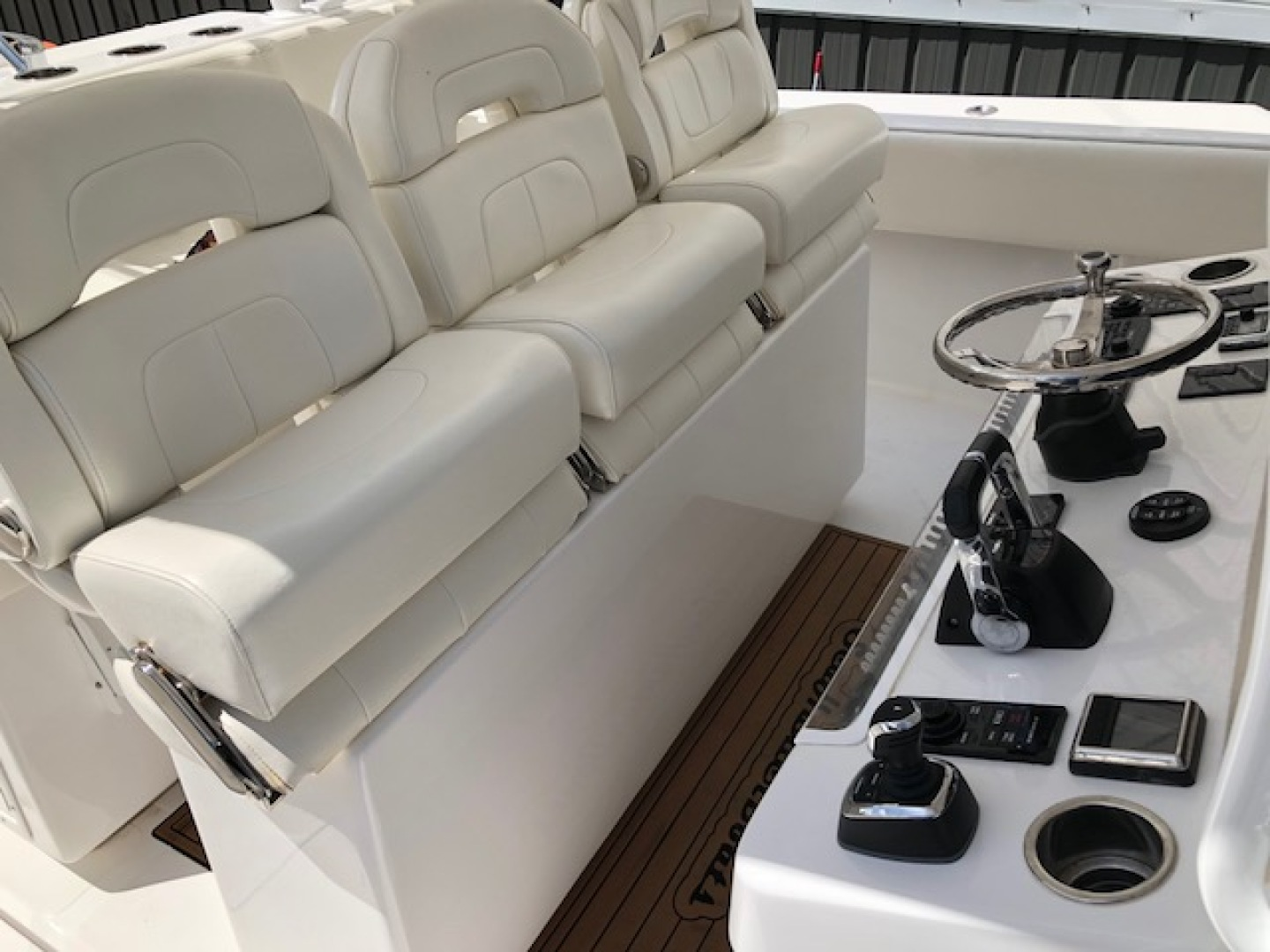 SeaHunter-45 Center Console 2016-No Name Bal Harbour-Florida-United States-2016 Sea Hunter 45 Center Console  Helm-1065507   Thumbnail