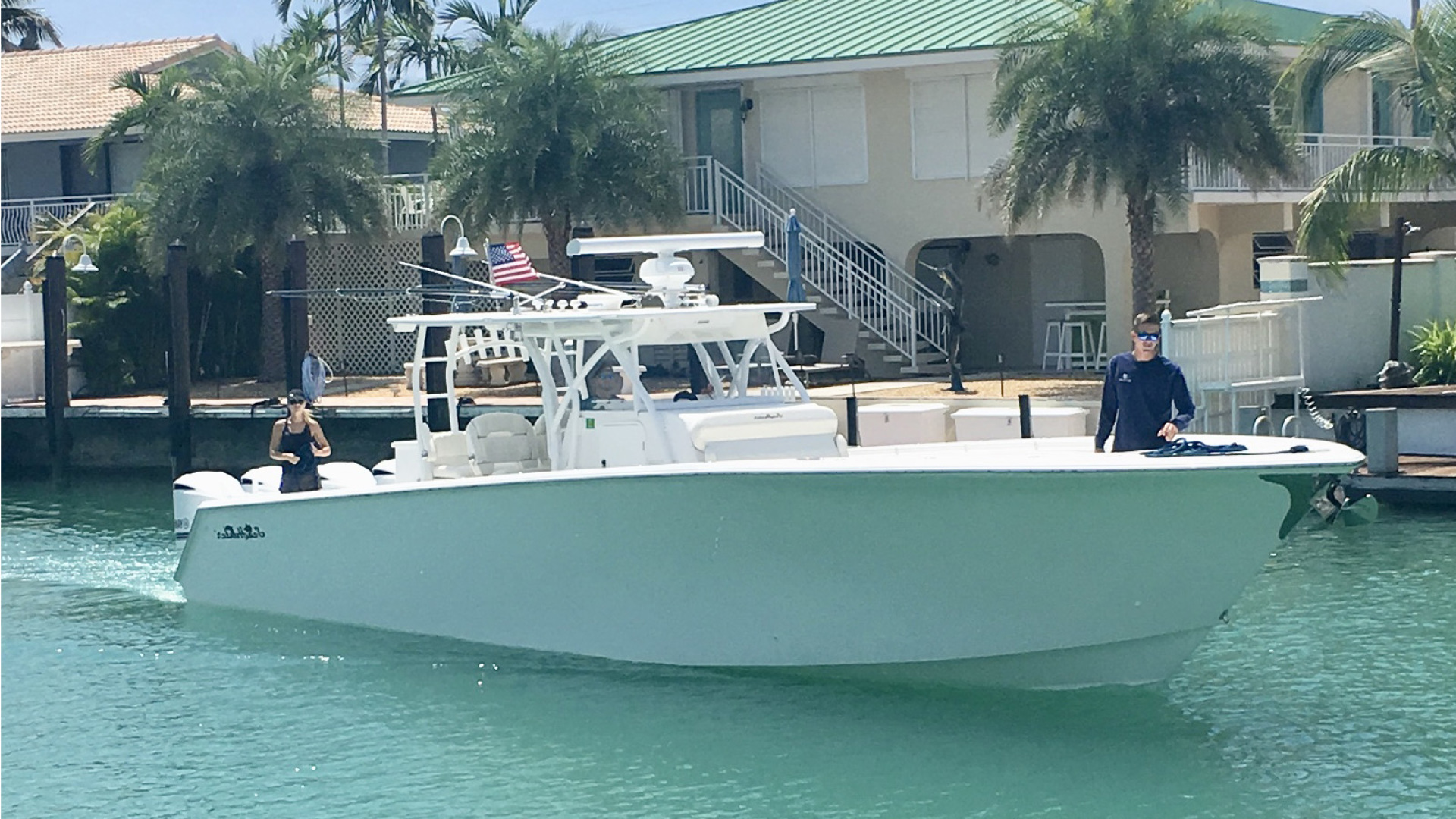 SeaHunter-45 Center Console 2016-No Name Bal Harbour-Florida-United States-2016 Sea Hunter 45 Center Console-1065471   Thumbnail