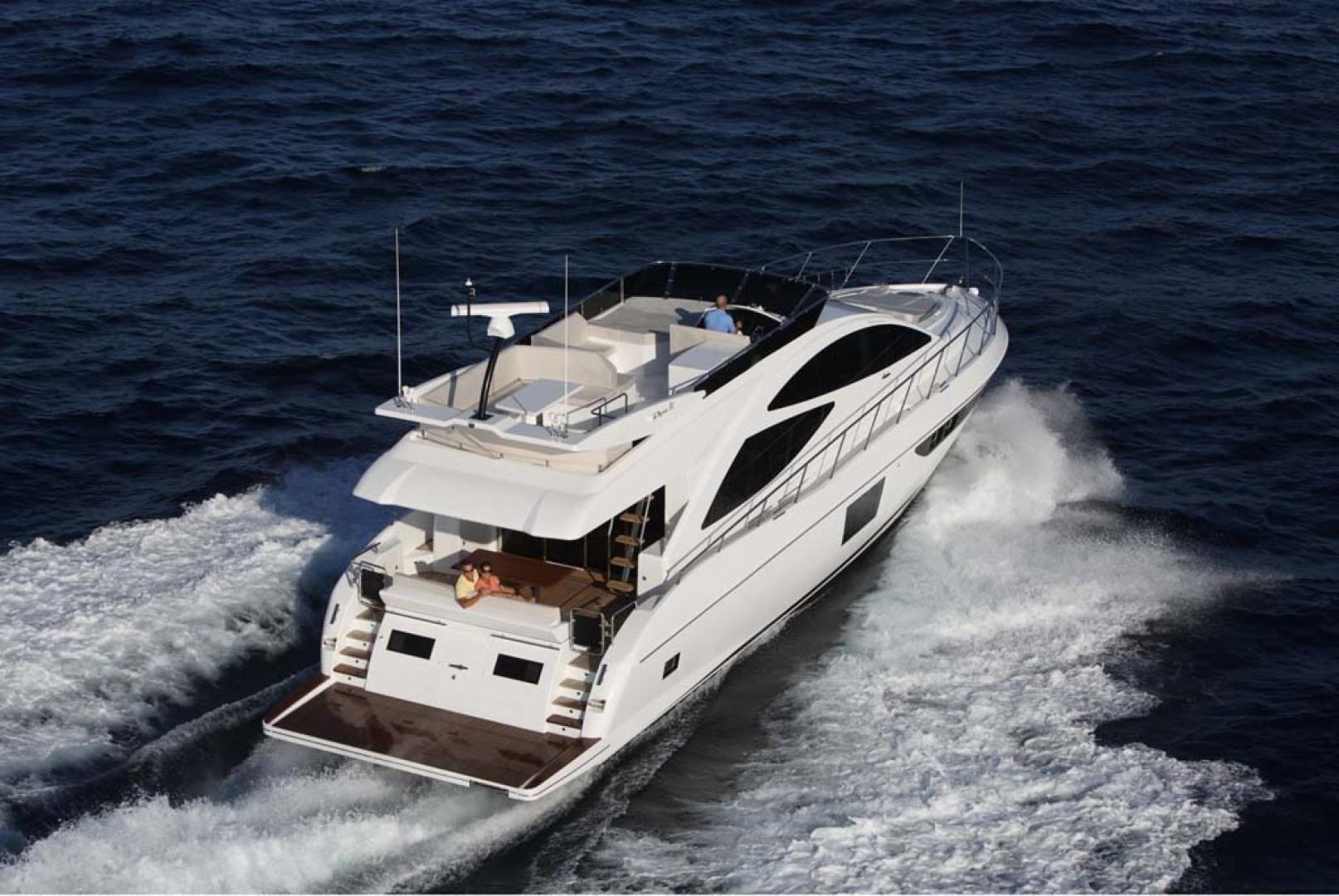Dyna Yachts-Flybridge 2021 -Florida-United States-Profile-1065877 | Thumbnail