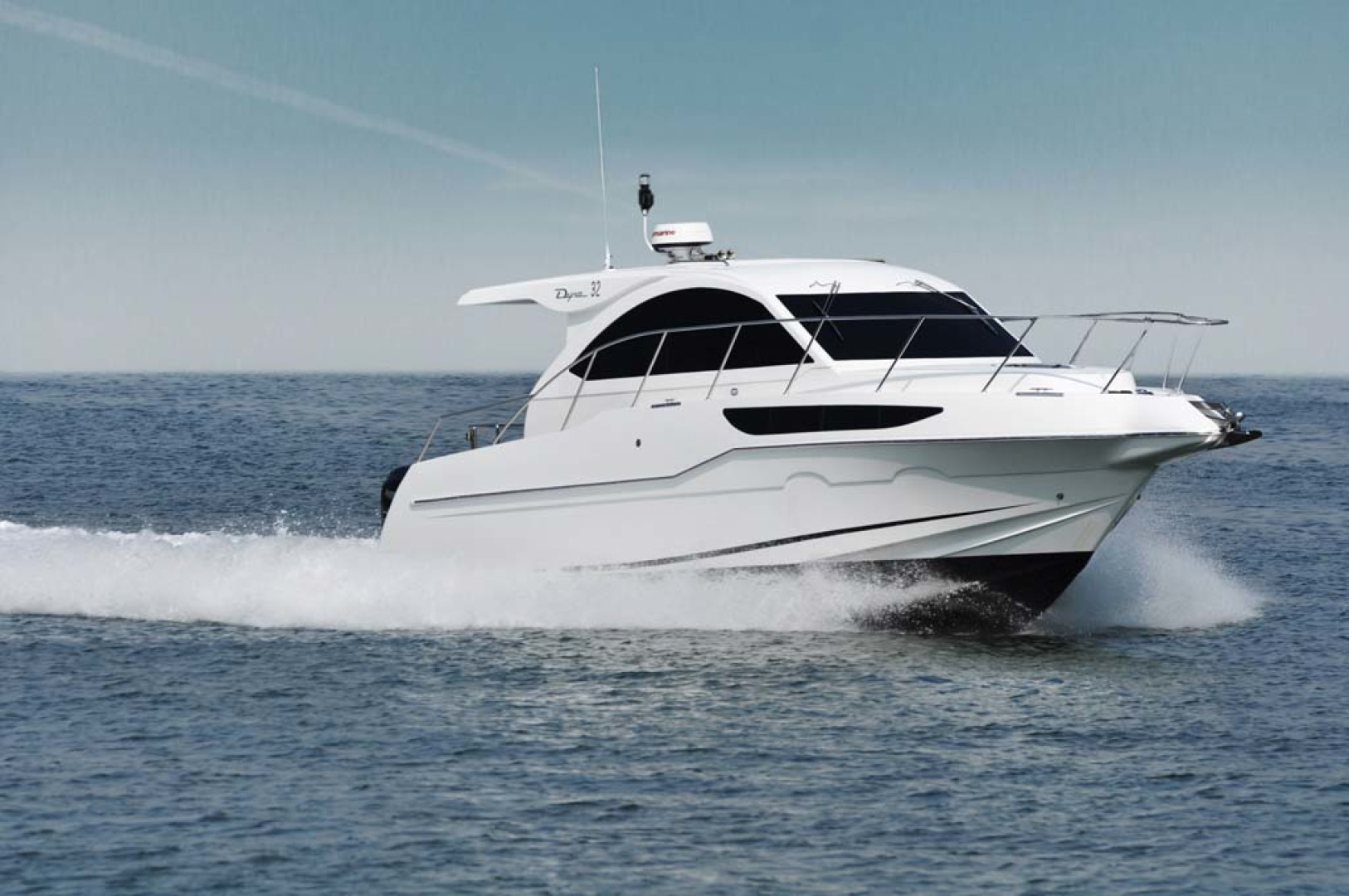 Dyna Yachts-Express 2021 -Florida-Florida-United States-Starboard Side-1067059 | Thumbnail