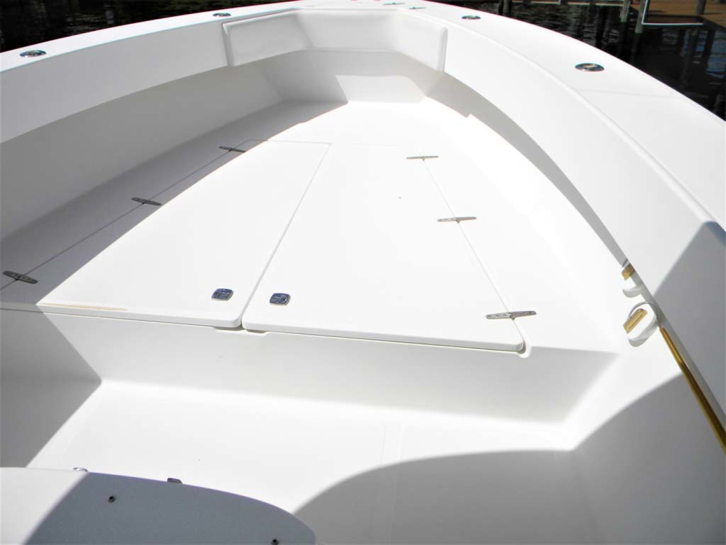 Venture-34 Center Console 2006-DILLIGAF Palm City-Florida-United States-Foredeck-1068570 | Thumbnail