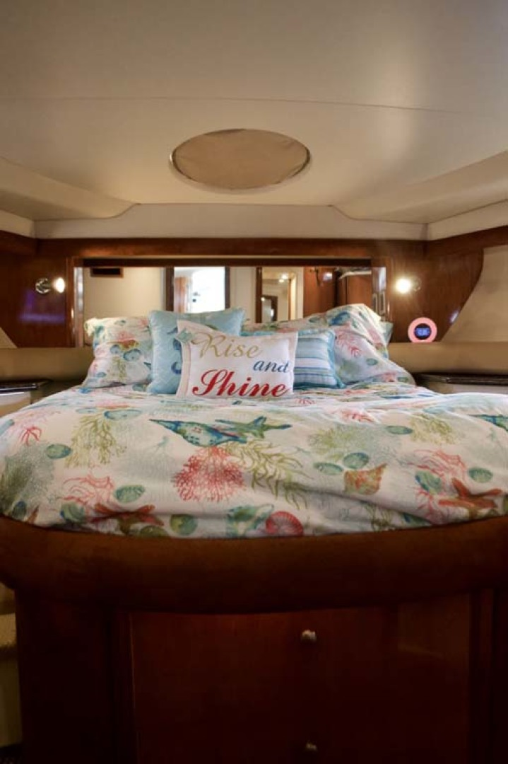 Meridian-459 Motoryacht 2006-Totally Outta Control Long Island-New York-United States-Guest Stateroom-1068674 | Thumbnail