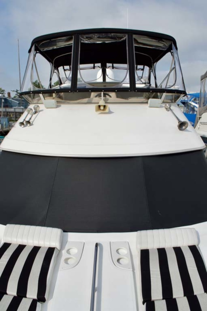 Meridian-459 Motoryacht 2006-Totally Outta Control Long Island-New York-United States-Eyebrow-1068650 | Thumbnail