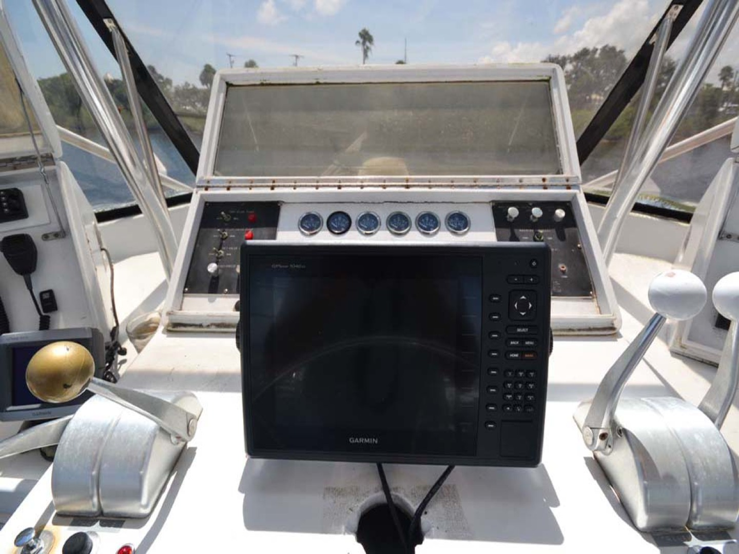 Hatteras-60 Flybridge 1979-Sea Horse Daytona Beach-Florida-United States-Electronics-1070372 | Thumbnail