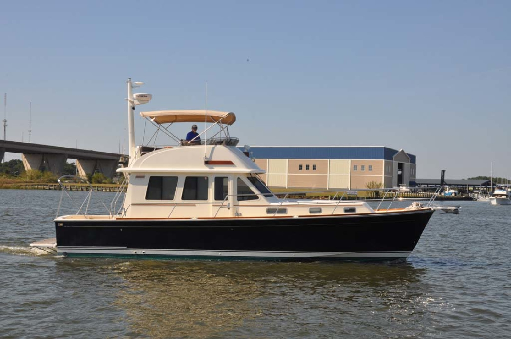 Sabre-42-Sedan-2006-C-Est-Sea-Bon-Grasonville-Maryland-United-States-Profile-1071761