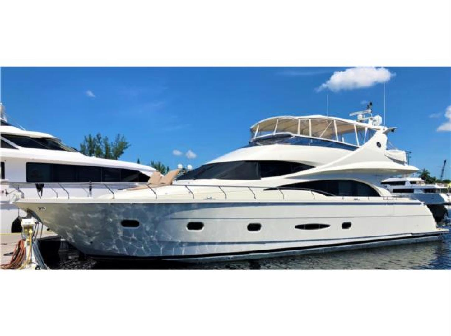 Picture Of: 69' Marquis 65 2006 Yacht For Sale   1 of 25