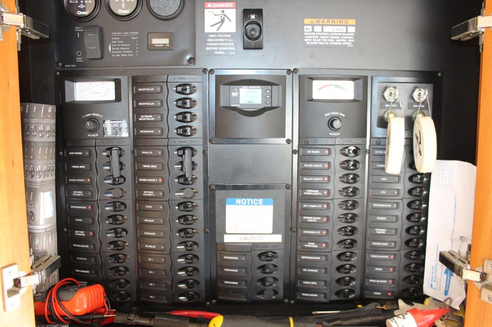 Meridian-Sedan Bridge 2004-Knot Home Avalon-New Jersey-United States-Electrical Panel-1074111 | Thumbnail