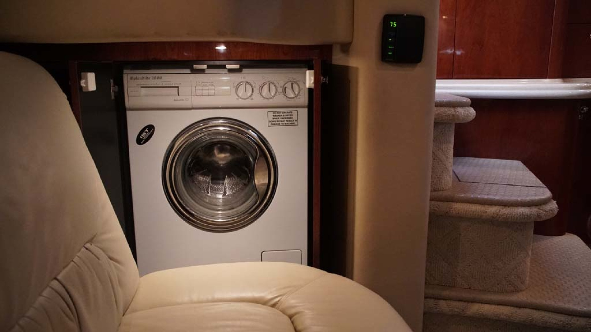 Sea Ray-510 Sundancer 2002-Therapy Orange Beach-Alabama-United States-Washer / Dryer-1074385 | Thumbnail