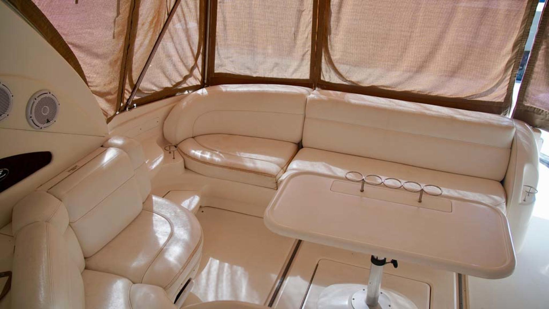 Sea Ray-510 Sundancer 2002-Therapy Orange Beach-Alabama-United States-Cockpit-1074359 | Thumbnail