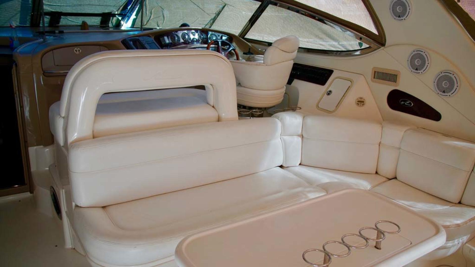 Sea Ray-510 Sundancer 2002-Therapy Orange Beach-Alabama-United States-Cockpit Seating-1074360 | Thumbnail