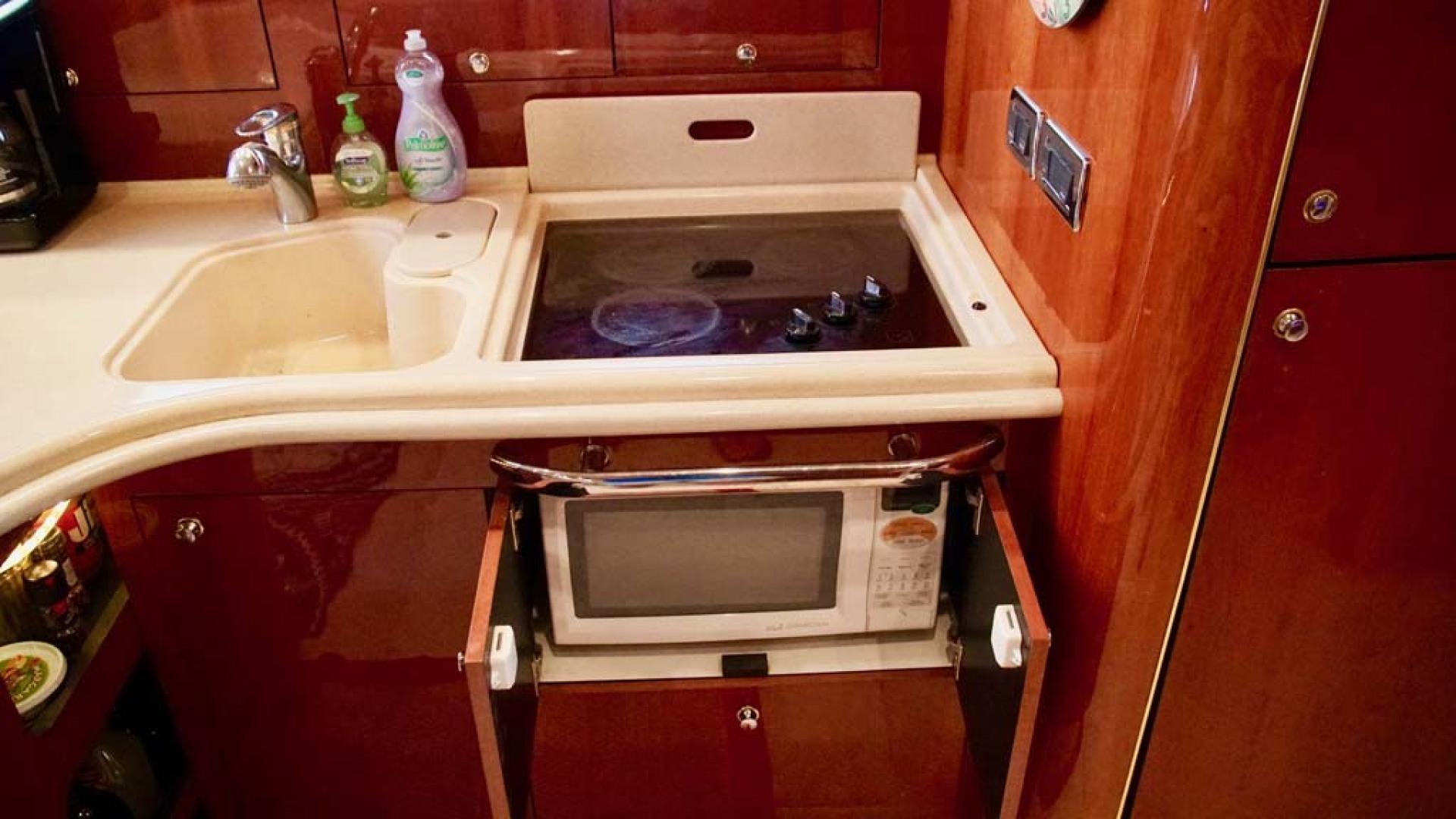 Sea Ray-510 Sundancer 2002-Therapy Orange Beach-Alabama-United States-Stove / Microwave-1074380 | Thumbnail