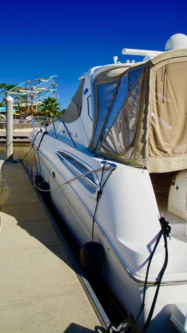 Sea Ray-510 Sundancer 2002-Therapy Orange Beach-Alabama-United States-Portside-1074357 | Thumbnail