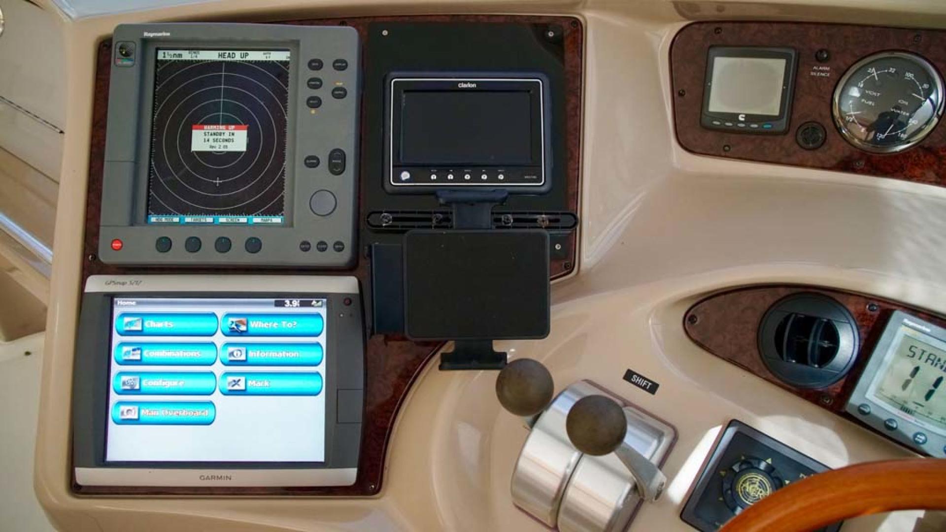 Sea Ray-510 Sundancer 2002-Therapy Orange Beach-Alabama-United States-Electronics-1074368 | Thumbnail