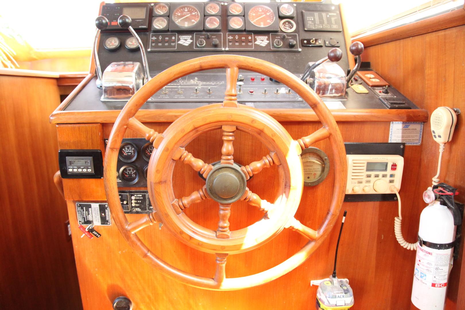 Jefferson-Rivanna 52 CMY 1994-Sea Dream Key Largo-Florida-United States-1074488 | Thumbnail