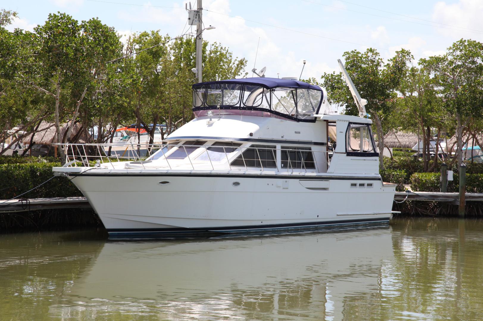 Jefferson-Rivanna 52 CMY 1994-Sea Dream Key Largo-Florida-United States-1074556 | Thumbnail