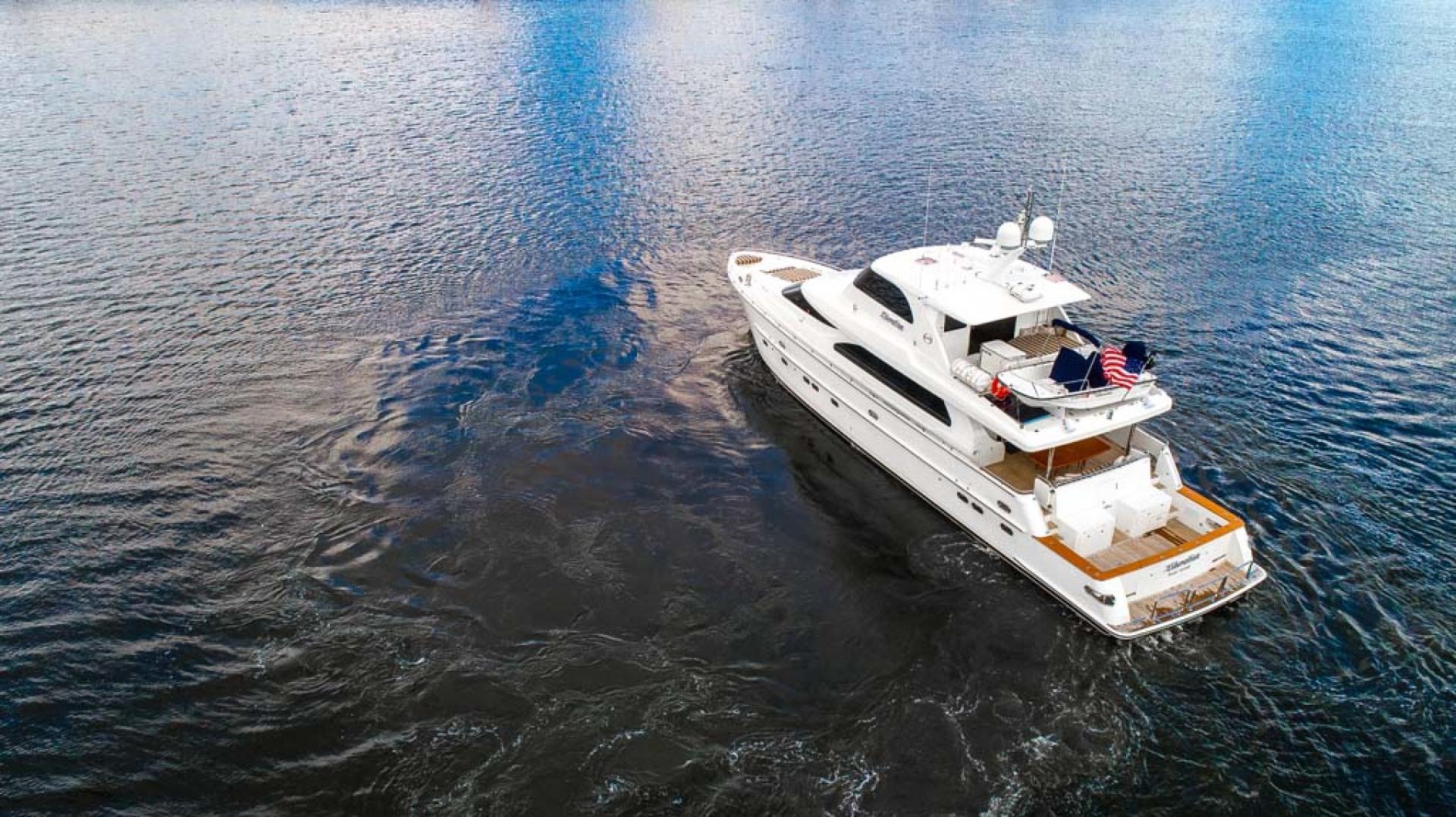 Horizon-Cockpit-Motor-Yacht-2008-Liberation-Stuart-Florida-United-States-Aerial-Port-Aft-View-1075312