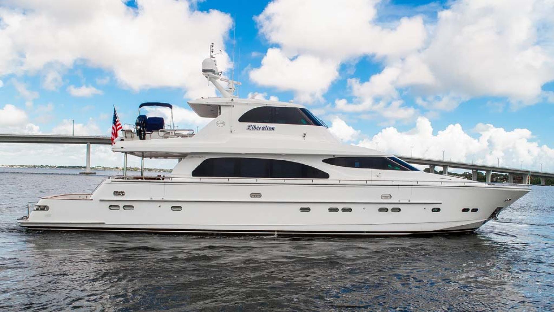 Horizon-Cockpit-Motor-Yacht-2008-Liberation-Stuart-Florida-United-States-Profile-1075306