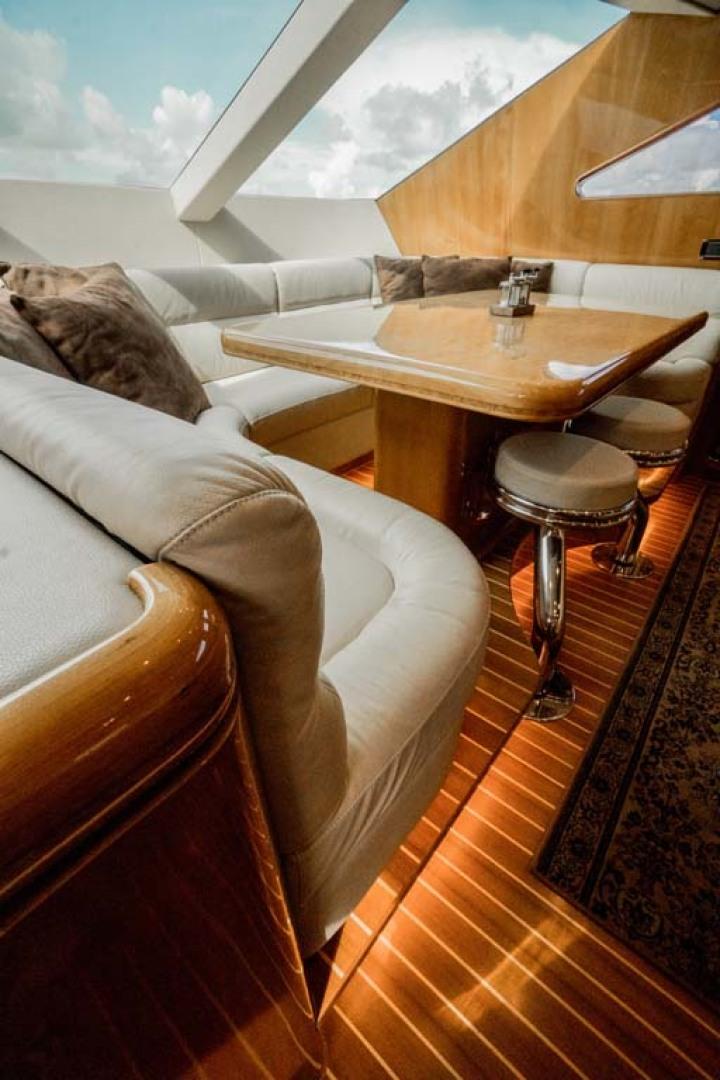 Horizon-Cockpit-Motor-Yacht-2008-Liberation-Stuart-Florida-United-States-Dining-1075328