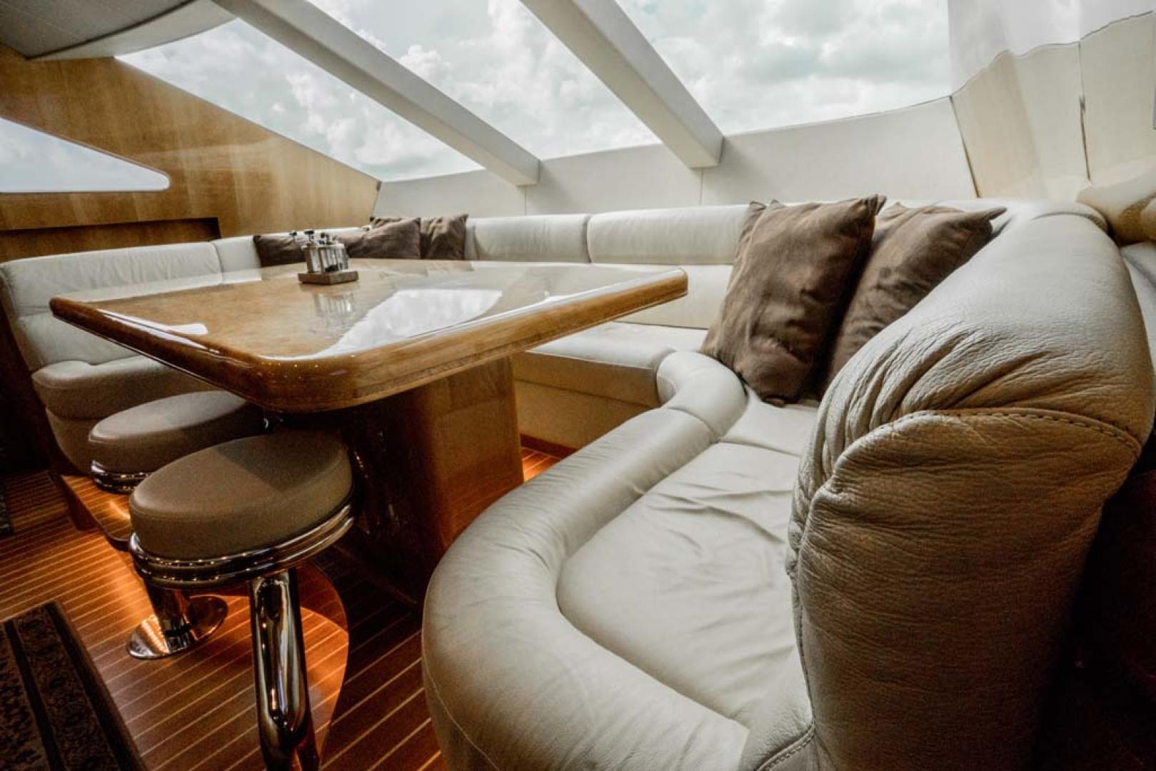 Horizon-Cockpit-Motor-Yacht-2008-Liberation-Stuart-Florida-United-States-Dining-1075329