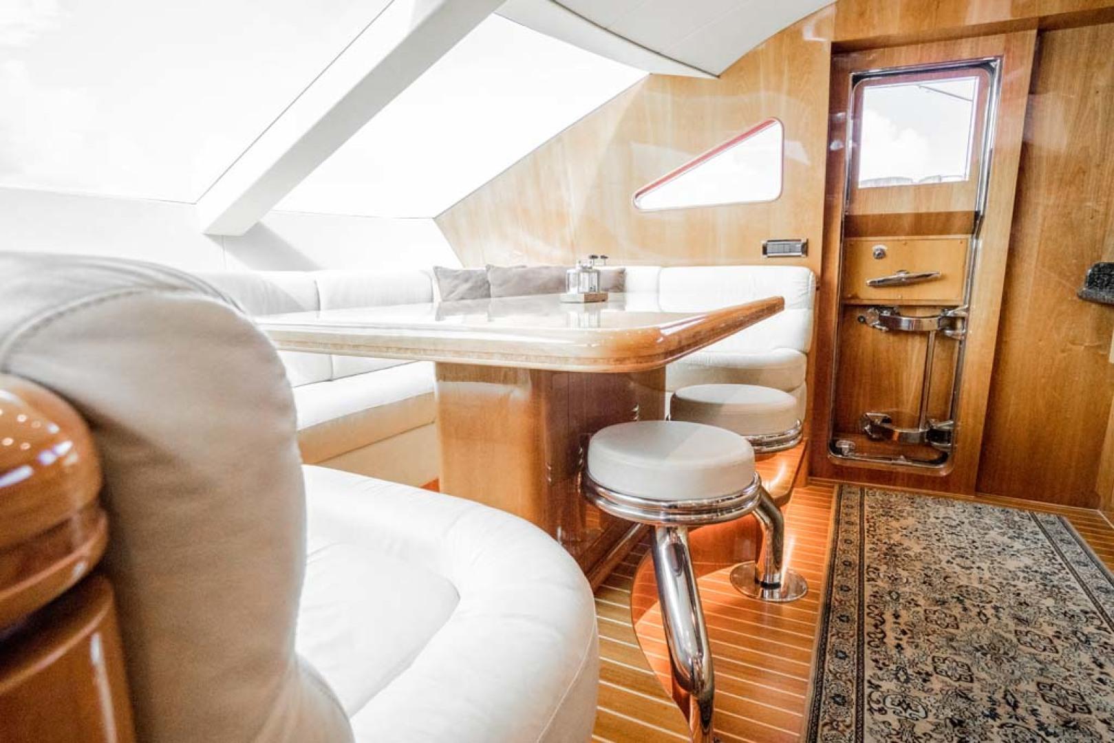 Horizon-Cockpit-Motor-Yacht-2008-Liberation-Stuart-Florida-United-States-Dining-1075327