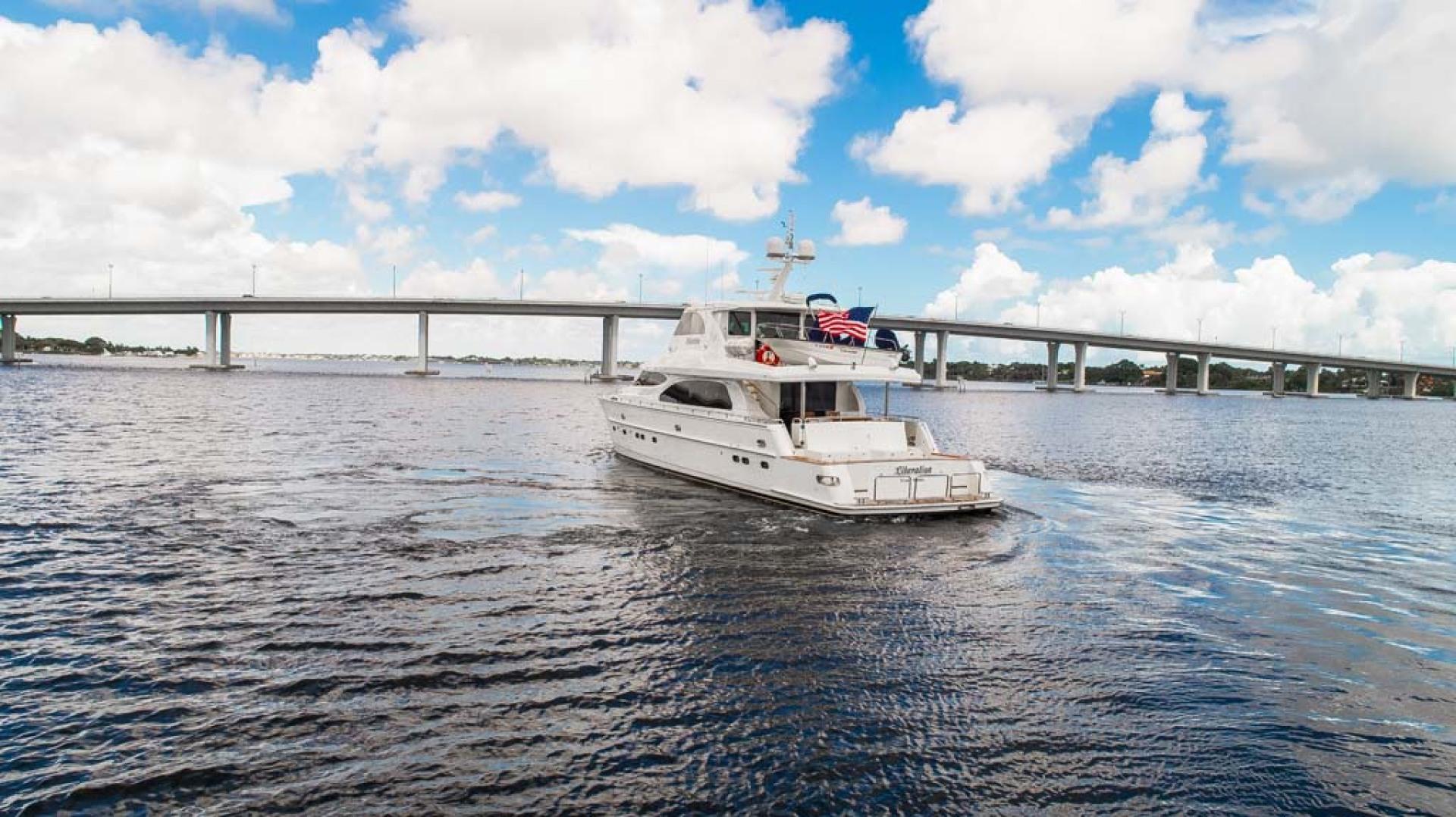 Horizon-Cockpit-Motor-Yacht-2008-Liberation-Stuart-Florida-United-States-Port-Aft-View-1075311