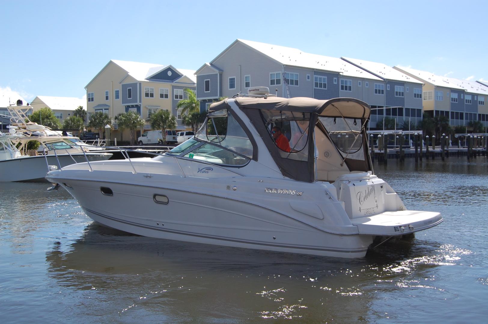 35' 2004 Four Winns 328 Vista | Tampa Yacht Sales
