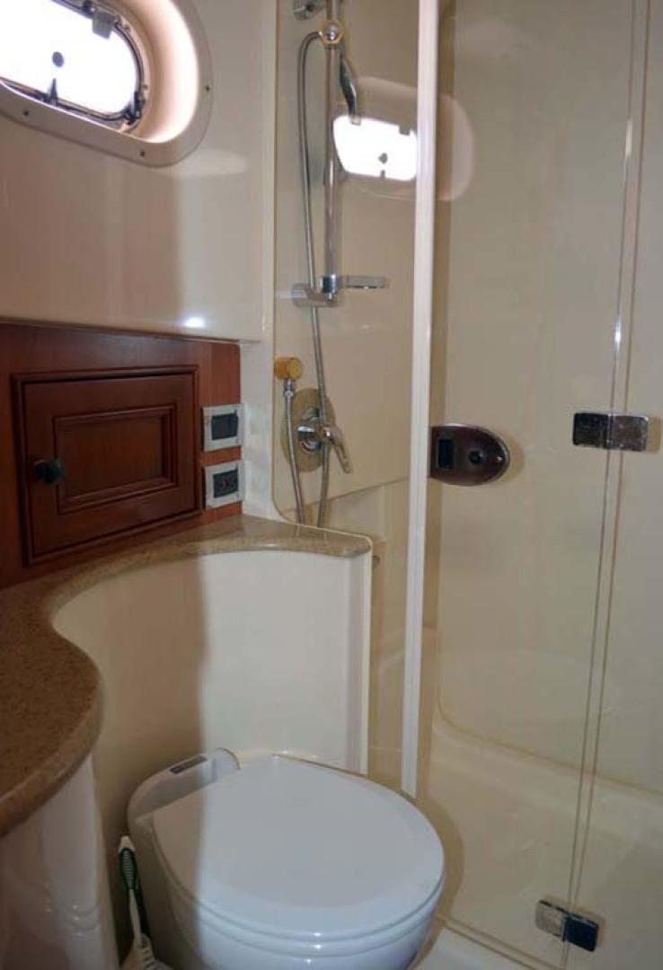 Mainship-395 Trawler 2010-Stargazer Daytona Beach-Florida-United States-Head And Shower-1167097 | Thumbnail