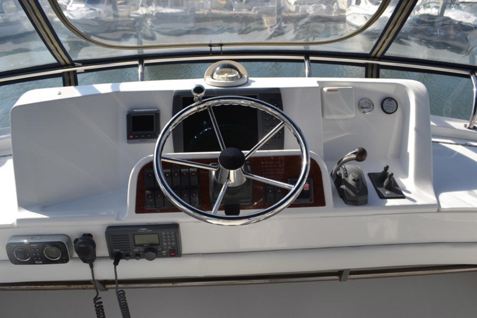 Mainship-395 Trawler 2010-Stargazer Daytona Beach-Florida-United States-Upper Helm-1167106 | Thumbnail