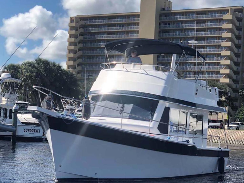 Mainship-395 Trawler 2010-Stargazer Daytona Beach-Florida-United States-Profile-1167065 | Thumbnail