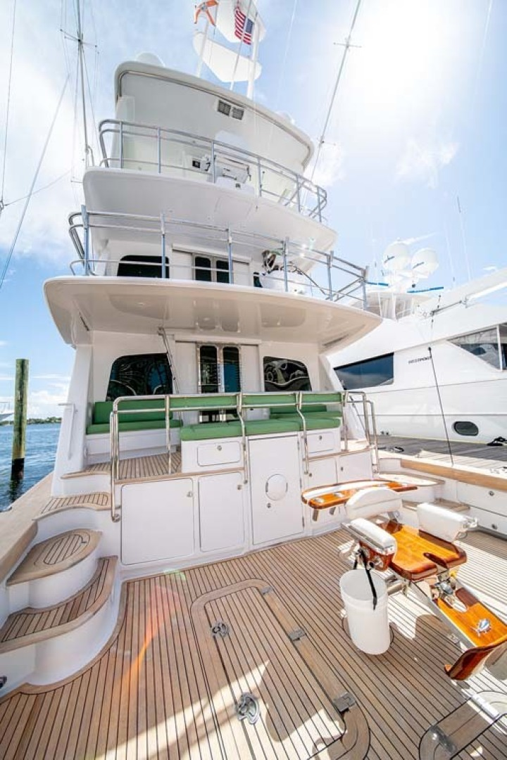 Sea Force IX-Sport Fisherman 2010-Silky Stuart-Florida-United States-1477401 | Thumbnail