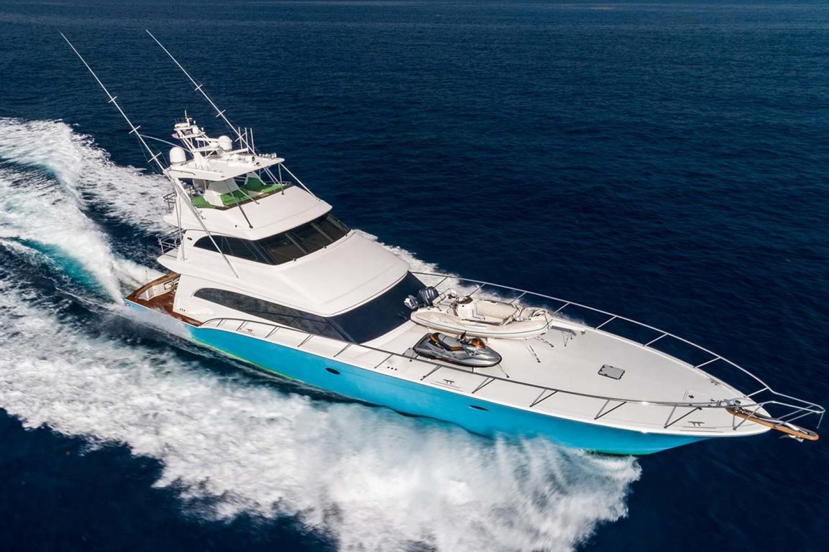 Sea Force IX-Sport Fisherman 2010-Silky Stuart-Florida-United States-1477327 | Thumbnail