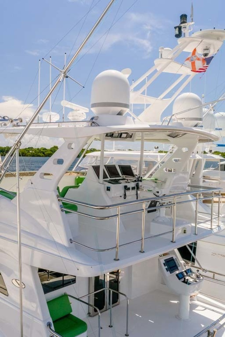 Sea Force IX-Sport Fisherman 2010-Silky Stuart-Florida-United States-1477390 | Thumbnail