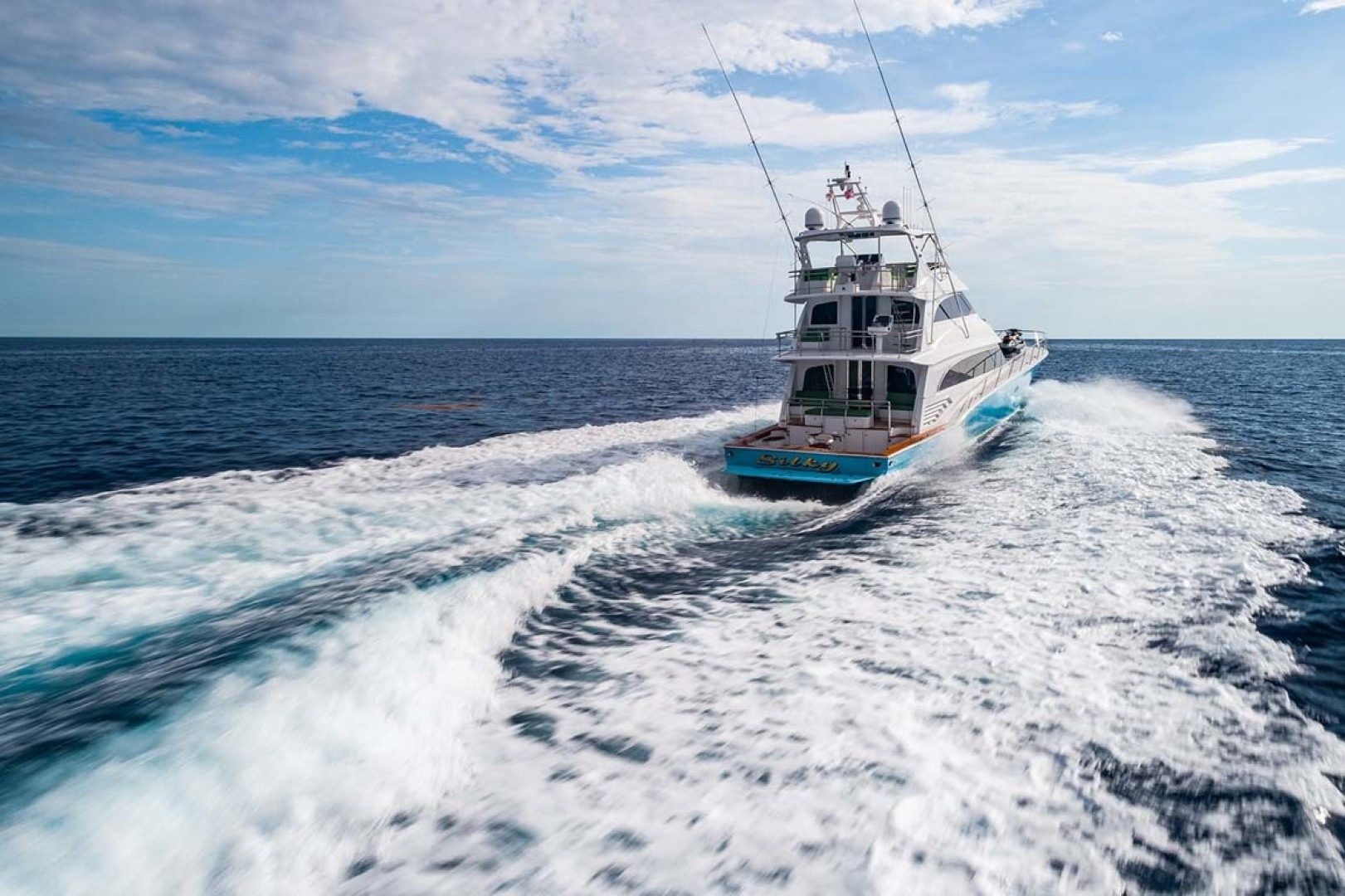 Sea Force IX-Sport Fisherman 2010-Silky Stuart-Florida-United States-1477425 | Thumbnail