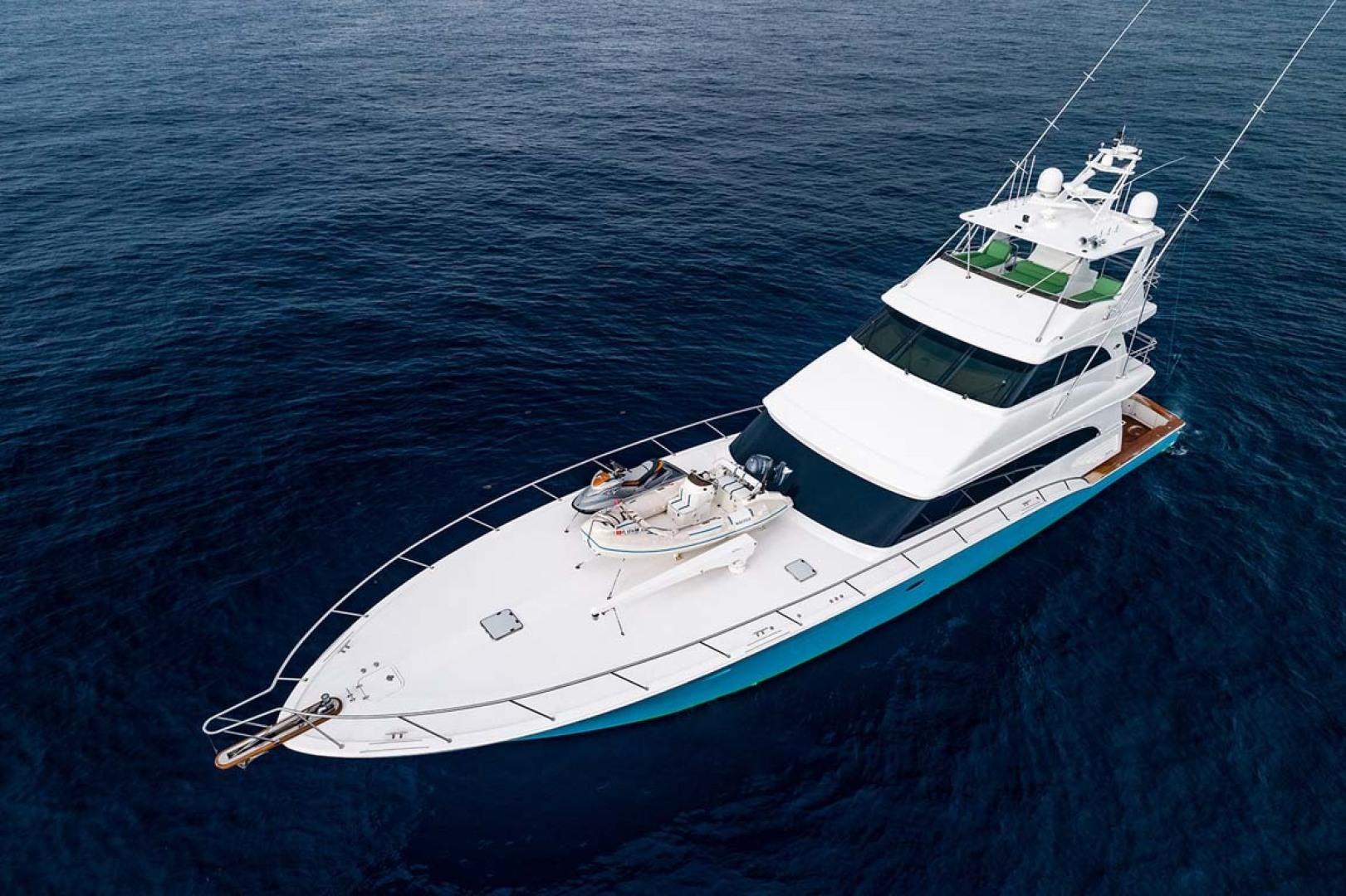 Sea Force IX-Sport Fisherman 2010-Silky Stuart-Florida-United States-1477423 | Thumbnail