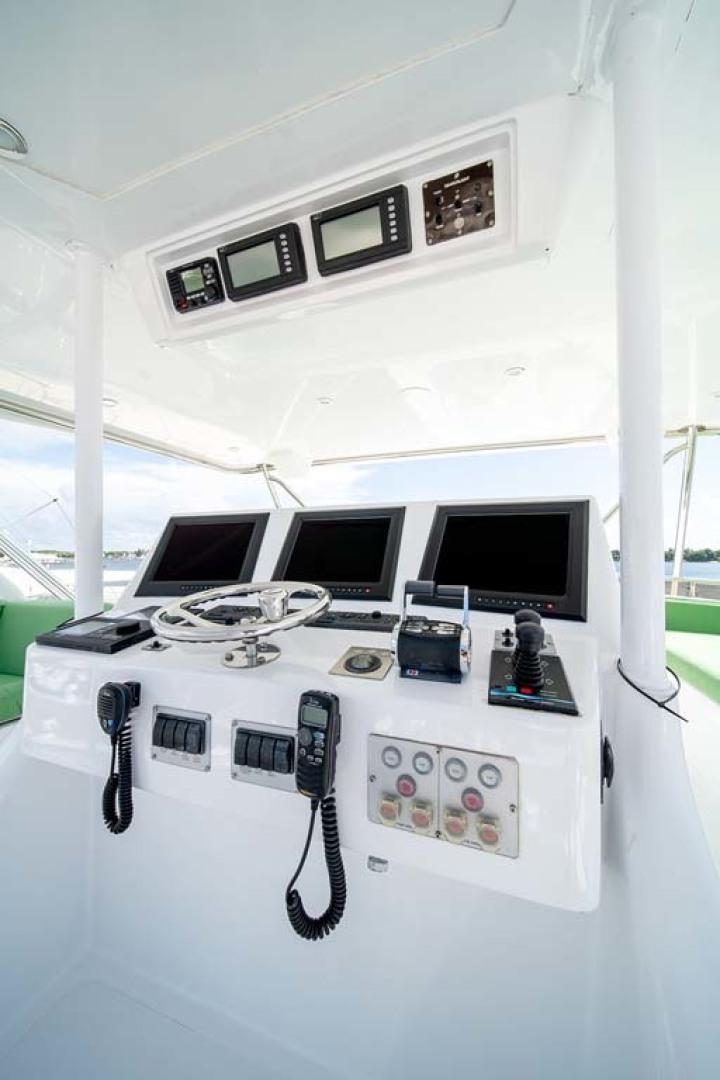 Sea Force IX-Sport Fisherman 2010-Silky Stuart-Florida-United States-1477395 | Thumbnail